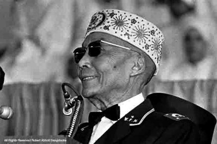 Honorable Elijah Muham...