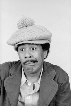 01 Feb 1973, Los Angeles, California, USA --- Richard Pryor --- Image by © Michael Ochs Archives/Corbis
