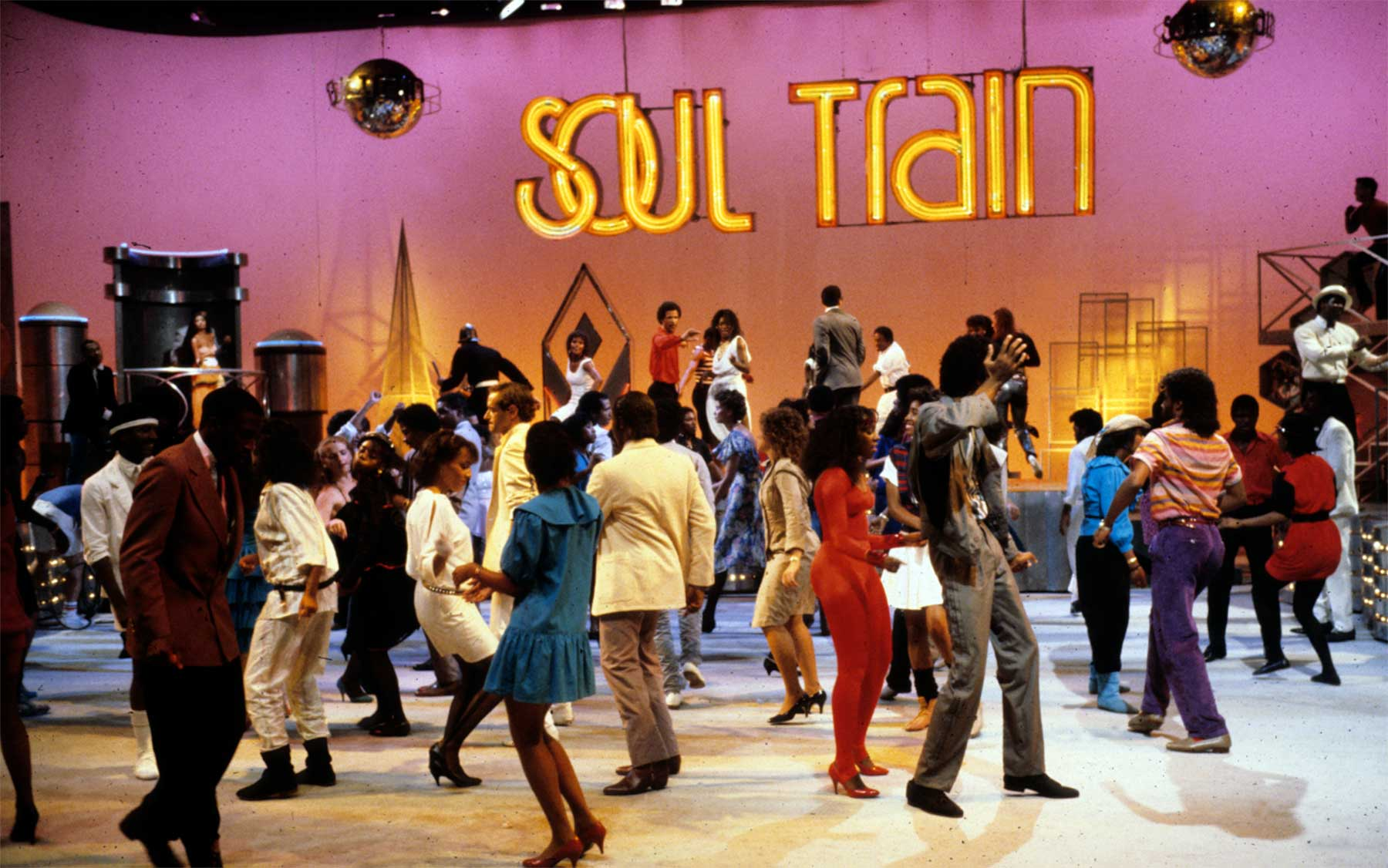 Soul Train – The Cutting Edge of Music, Dance and Fashion